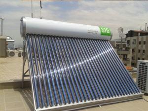 Solar Water Heater - NON Pressurized System