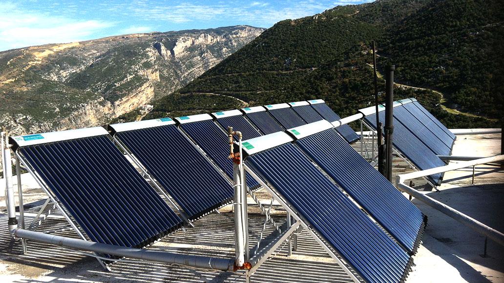 solar water heater lebanon