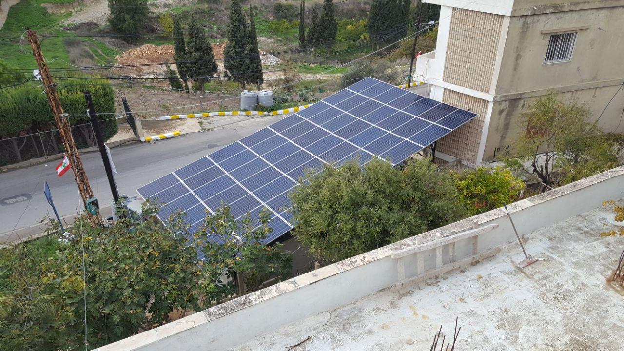 solar energy lebanon